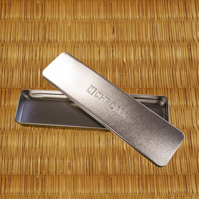 Boîte métal cadeau Chroma