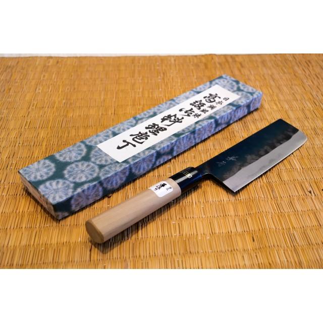 Fujiwara Kanefusa Brut de forge Nakiri 16,5 cm