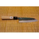 Fujiwara Kanefusa Brut de forge Santoku 16,5 cm