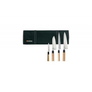Mallette couteaux semi-équipée - Chroma Haiku KB1H-2