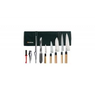 Mallette équipée couteaux et accessoires - Chroma Haiku KB1H