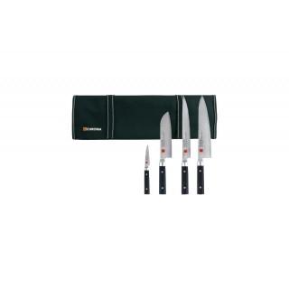 Mallette couteaux semi-équipée - Kasumi Masterpiece KB1-MP2