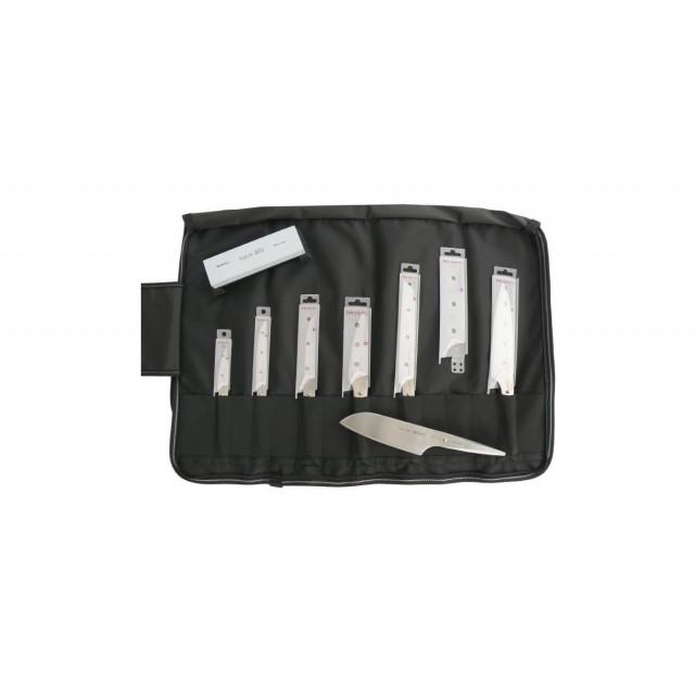 Mallette souple pour couteaux - 16 emplacements KB2