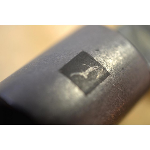 Couteau Funayuki 15 cm - Chroma Haiku Kurouchi B04