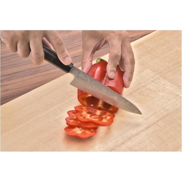 Couteau Chef (Gyuto) petit modèle 15cm - Chroma Haiku Itamae Suminagashi I03