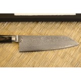 Couteau Santoku 17cm - Takamura TM06