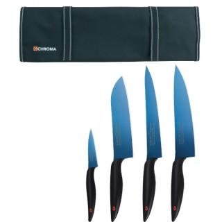 Mallette couteaux semi-équipée - Kasumi Titanium