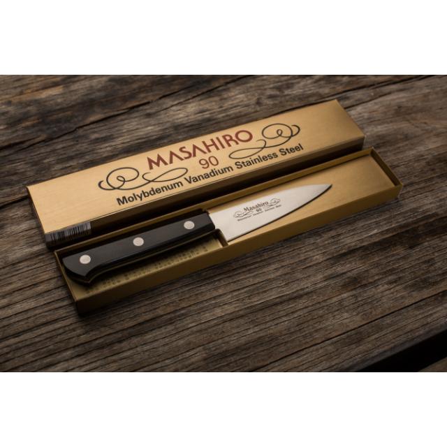 Couteau d'office 9cm 14001 dans son écrin