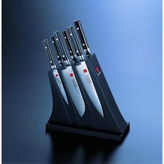Bloc couteaux magnétique 6 emplacements Kasumi K13
