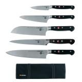 Mallette équipée 5 couteaux Japan Chef KB1JC