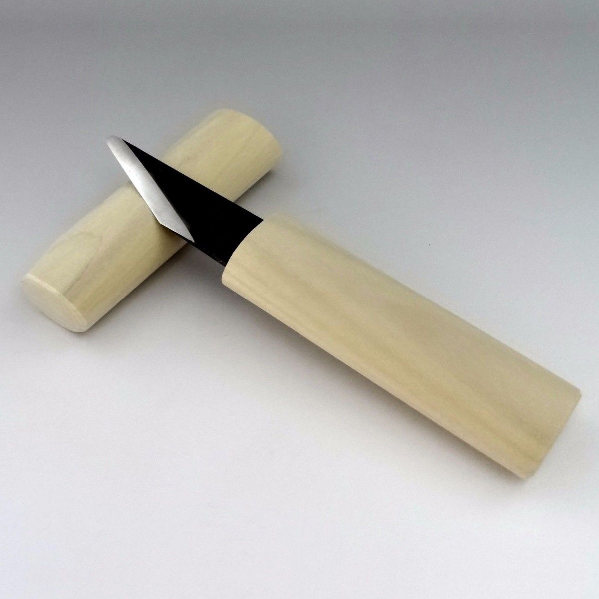Couteau Kiridashi pour gaucher